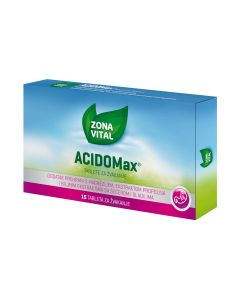 Zona Vital Acidomax 30 tableta za žvakanje