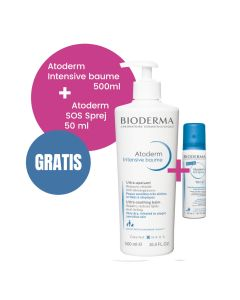 Bioderma Atoderm Intensive baume, 500 ml 500 ml boca s pumpicom