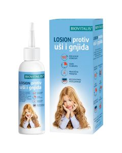 Biovitalis Losion protiv uši i gnjida