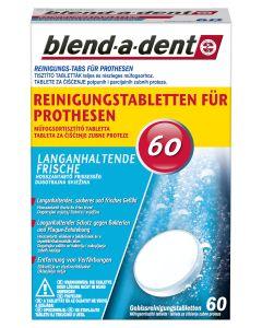 BLEND-A-DENT šumeće tablete za čišćenje zubne proteze