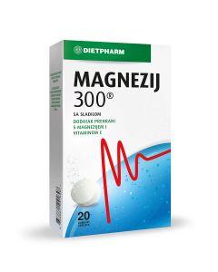 Dietpharm Magnezij 300