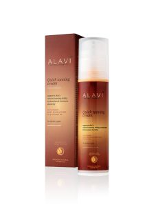 ALAVI Quick Tanning Cream 100 ml