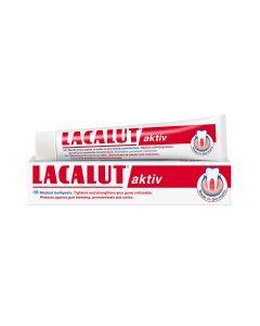 Lacalut Aktiv zubna pasta 75 ml tuba