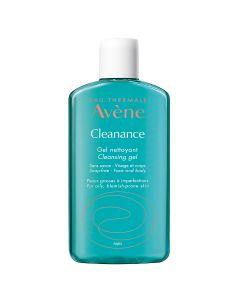 Eau Thermale Avène  Cleanance gel za čišćenje, 200 ml boca
