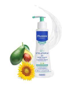Mustela Stelatopia krema za čišćenje kože (sindet)