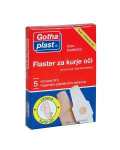 Gothaplast Flaster za kurje oči