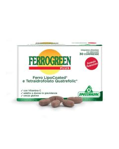 Specchiasol Ferrogreen 30 tableta
