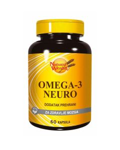 Natural Wealth Omega-3 Neuro