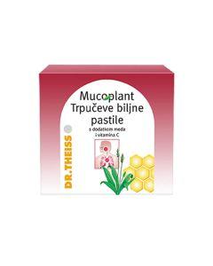 Mucoplant Trpučeve biljne pastile 20 pastila