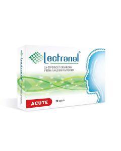 Lectranal Acute 20 kapsula