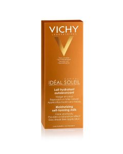 Vichy Ideal Soleil hidratantno mlijeko za samotamnjenje