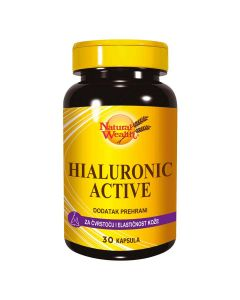 Natural Wealth Hialuronic Active