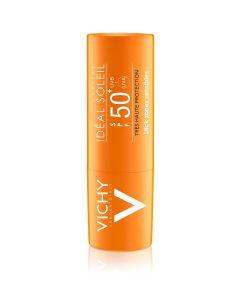 Vichy Ideal Soleil stik za osjetljiva područja SPF 50+