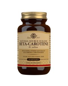 Solgar Prirodni Beta-Karoten 60 kapsula
