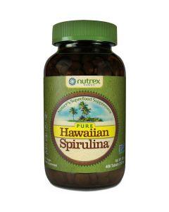Havajska spirulina, 400 tableta