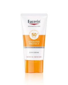 Eucerin Sensitive Protect krema za zaštitu kože lica od sunca SPF 50+ 50 ml