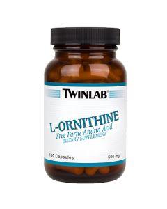 Twinlab L-Ornitin 100 kapsula