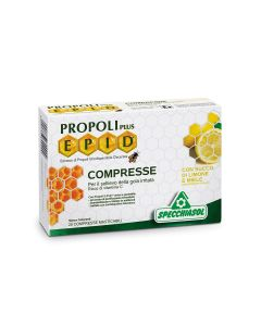 Specchiasol Propoli Epid med i limun 20 tableta