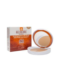 Heliocare color compact oil-free SPF 50 light 10 g 10 g