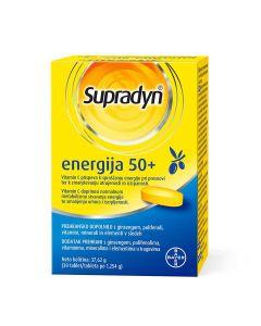 Supradyn energija 50+ , 30 tableta
