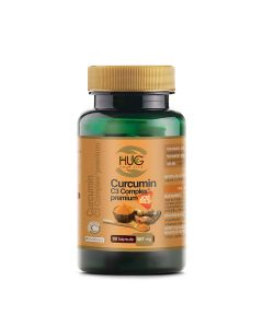 HUG Curcumin C3 Complex 60 kapsula