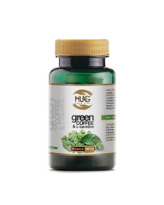 HUG Green Coffee L-carnitine 60 kapsula