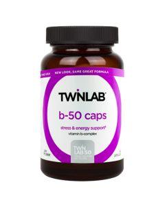 Twinlab B-50 50 kapsula