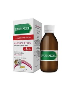 Pip Farmakol Bronhopip plus