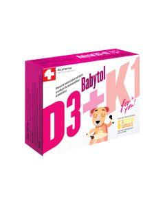 Babytol D3 + K1 kapsule