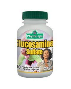 PHYTOCAPS Glucosamine Sulfat  90 kapsula