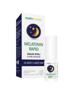 Nutripharm® Melatonin Oralni Sprej