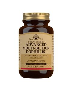 Solgar Advanced Multi-Billion Dophilus®