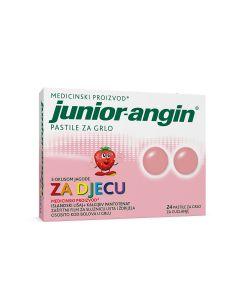 Junior-angin pastile za grlo