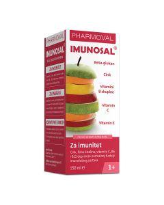 Pharmoval Imunosal tekući dodatak prehrani 150 ml