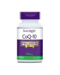 Natrol Koenzim Q10 100 mg, 60 kapsula