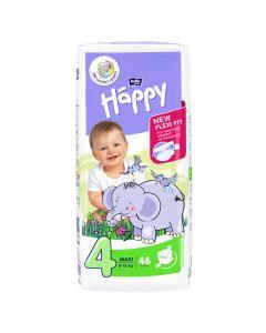 Bella Baby Happy dječje pelene Midi 72 kom