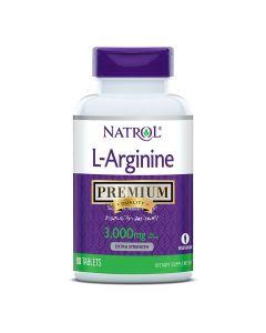 Natrol L-Arginin 90 tableta