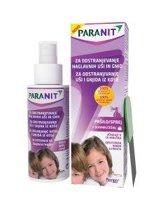 Paranit sprej protiv ušiju + češalj 100 ml