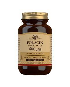 Solgar Folacin (Folna Kiselina) 400 mg