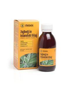 Medex Otopina Kadulja i islandski lišaj