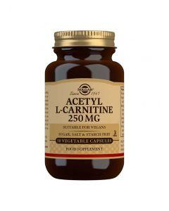 Solgar Acetyl-L-Carnitine 30 kapsula