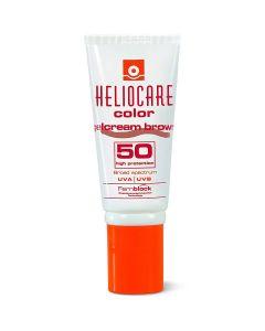 Heliocare color gelcream SPF 50 brown 50 ml 50 ml tuba