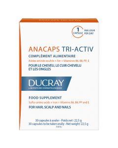 Ducray Anacaps tri-ACTIV kapsule