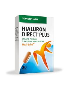 Dietpharm Hialuron direct plus