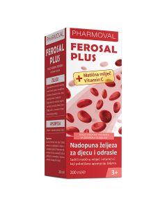 Pharmoval Ferosal Plus