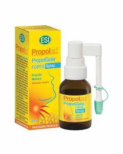 Esi PropolAid® PropolGola® FORTE raspršivač za grlo s alkoholom