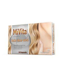 MiVita koža kosa nokti