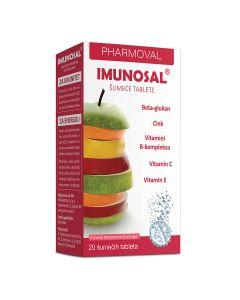 Pharmoval Imunosal šumeće tablete