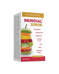 Pharmoval Imunosal Senior 60 kapsula