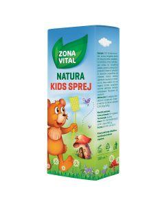 Zona Vital Natura Kids sprej - repelent